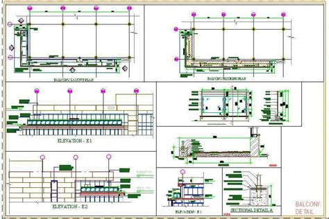 Free Floor Plan Design Software Review balcony design with stainless steel and glass railing