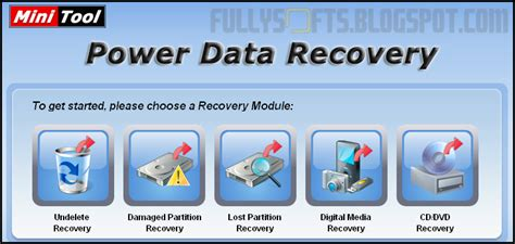 full version power data recovery download minitool power data recovery 7 0 full version