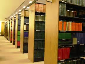 Book Bookshelves File Rows Of Bookshelves Jpg
