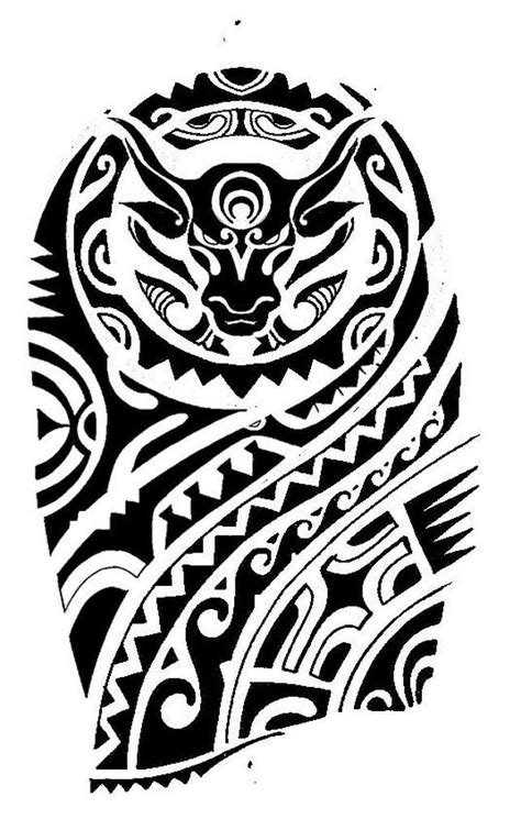 Sabina Tribal 17 best images about maori tribal on tribal tattoos for