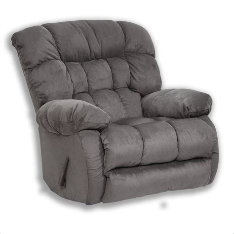 Oversized Rocker Recliner Catnapper Teddy Oversized Chaise Rocker Chair Recliner Ebay
