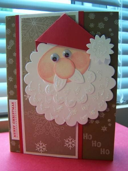 Paper Punches For Card - gt gt santa punch santa cards and
