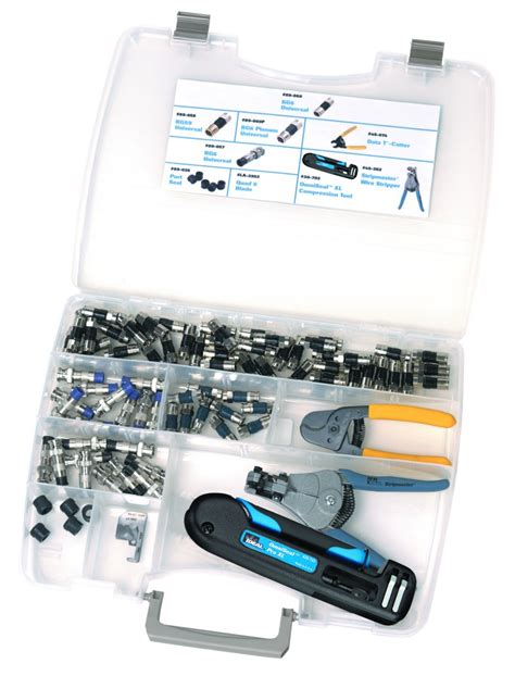 catv compression tool kits for home theater catv