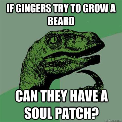 Soul Patch Meme - i wondered while shaving adviceanimals