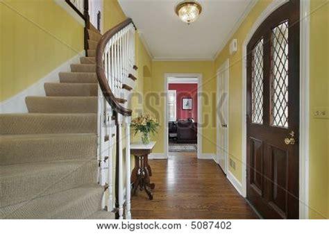 yellow foyer yellow foyer image photo bigstock