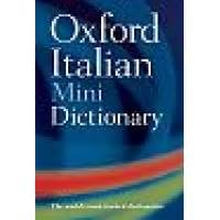 oxford latin mini dictionary 0199534381 oxford italian mini dictionary