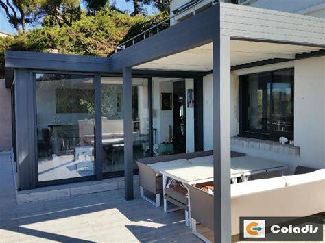 veranda design v 233 randa et pergola design dans le var 83 coladis