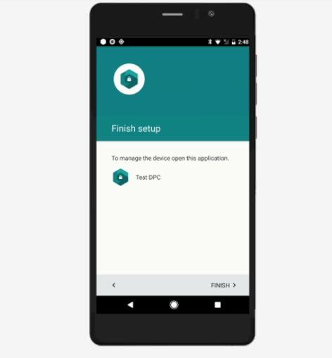 Android Zero Touch by の ゼロタッチ登録 は大規模なandroidの導入を迅速化する企業向けプロビジョニングシステム