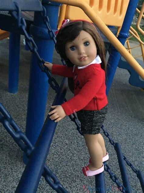 dolls   park american girl ideas american girl