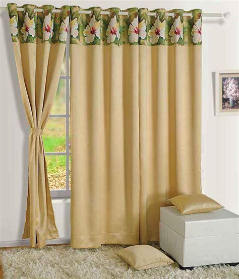 silk curtains online swayam beige plain silk curtain buy swayam beige plain