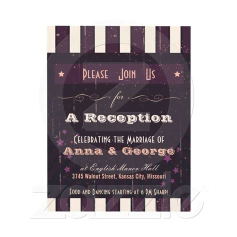 invitation wording wedding reception only 17 best images about wedding invites on