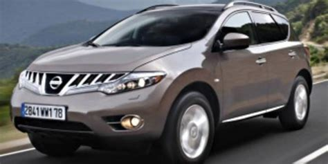 Per H R Nissan Murano Type Z50 V6 3 5l 2004 On 50mm 2009 nissan murano review road test caradvice
