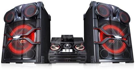 Mixer Lg lg cm9740 smart dj mixer hi fi wireless