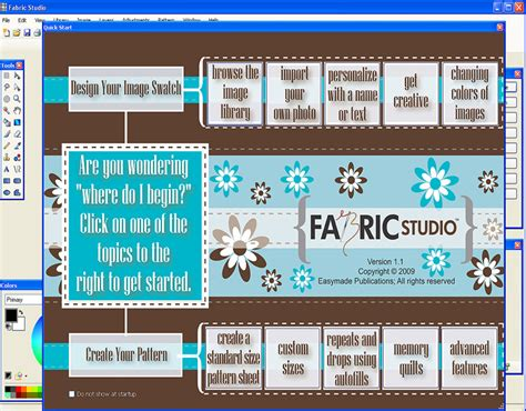 fabric pattern maker software welcome to fabric studio create amazing designs on your