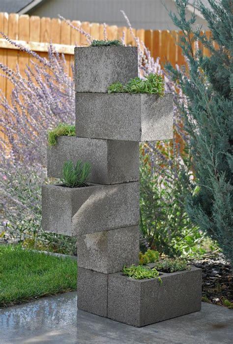 Vertical Planter Ideas by Insanely Cool Herb Garden Container Ideas Diy Garden