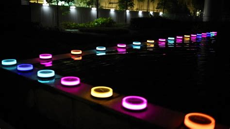 Playbulb Waterproof Led Solar Garden Free App Rgbw playbulb garden solar led lights dudeiwantthat