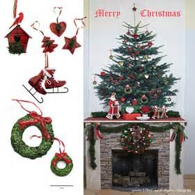 weihnachtsbaum auf englisch christbaumschmuck englisch schottisch