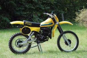 1980 Suzuki Rm 125 Suzuki Rm125 Model History 1975 1980