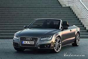Audi A7 Hardtop Convertible Boostaddict Audi A7 Cabrio Convertible To Take On