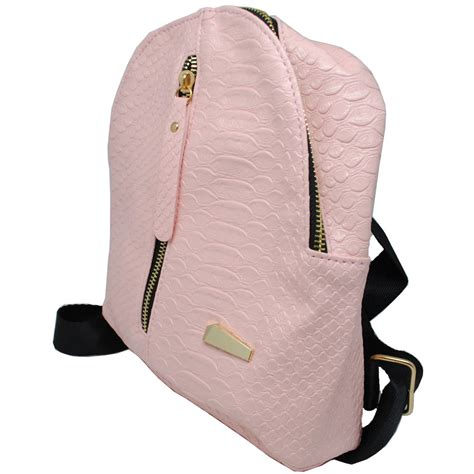 Tas Ransel Untuk Wanita Tas Ransel Mini Korea Untuk Wanita Pink