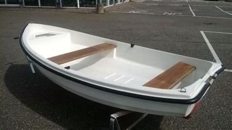 zeiljol polyester overnaadse polyester roeiboot motorbootje jol