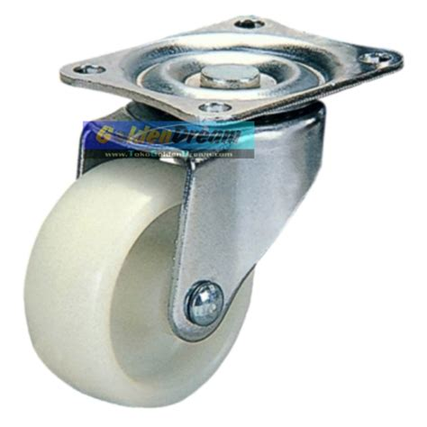 Lemari Wheels jual roda castor 1 in caster wheel swivel 25mm rak