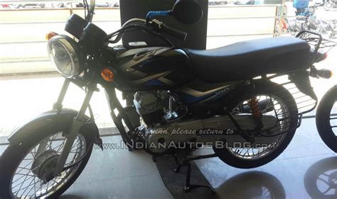 2016 model c t 100 bike photos bajaj ct100 b side spied indian autos blog