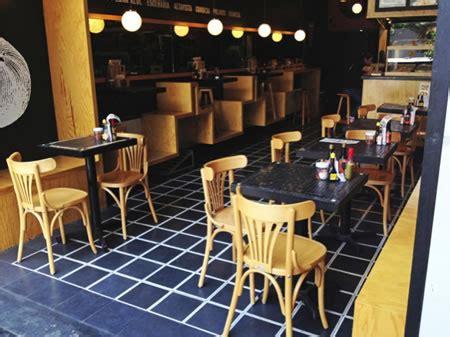 sillas  restaurante