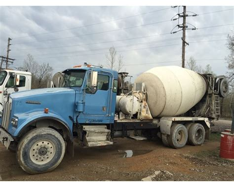 kenworth concrete truck 1999 kenworth w900b mixer ready mix concrete truck for