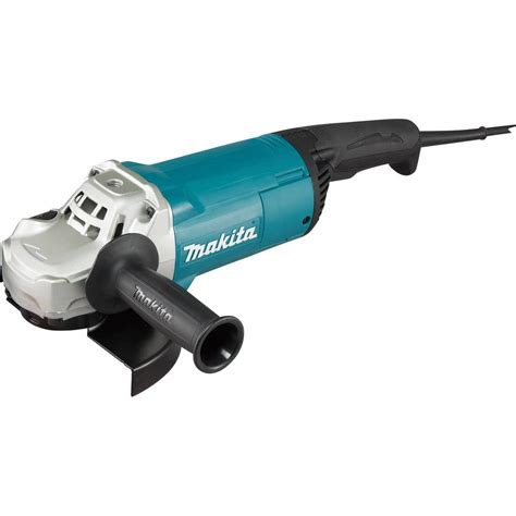 makita 15 corded 7 in angle grinder ga7060 the home