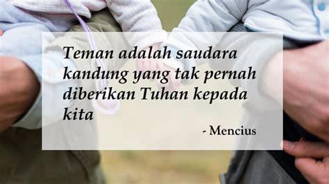 kata kata mutiara  sahabat sejati  menyentuh hati