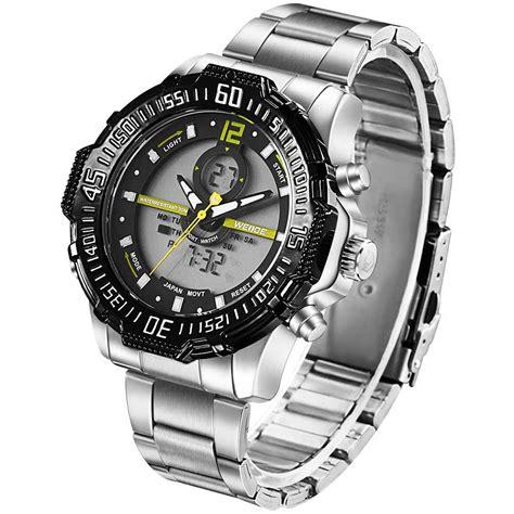 Burberry Sport Jam Tangan Wanita Stainless weide jam tangan pria stainless steel wh6105 black yellow jakartanotebook