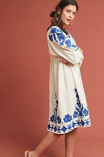 Velvet Midi Dress Et Cetera by Tunic Dresses Swing Shift Dresses Anthropologie