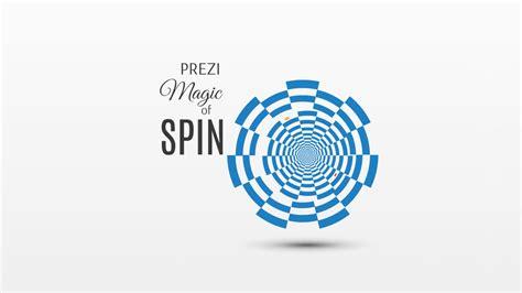 magic spinning card template prezi template magic of spin preziland preziland