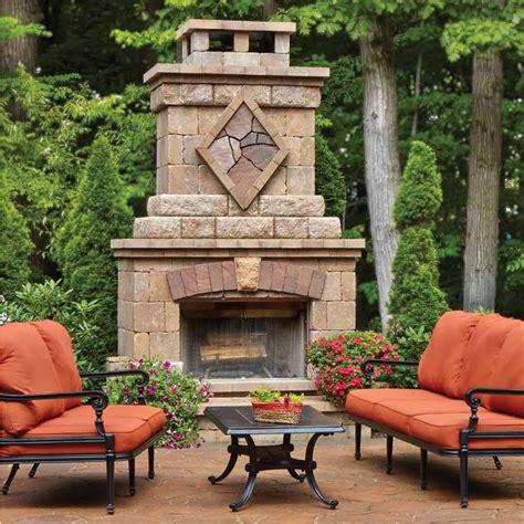 Product Spotlight Belgard Elements Fireplace Collection Belgard Brighton Fireplace