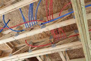 How To Install Pex Plumbing by How To Install Pex Pro Construction Guide