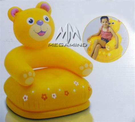 air sofa for kids intex inflatable animal air chair air sofa for kids