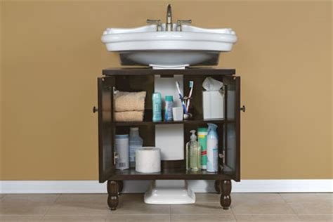 convert pedestal sink to vanity sinkwrap press release introducing sinkwrap