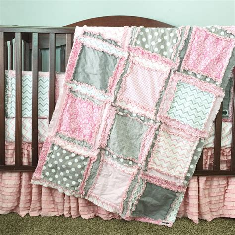 Quilt Crib Bedding by Precious In Every Way Baby Crib Bedding A Vision To