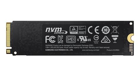 Samsung 970 Evo Samsung Ssd 970 Evo Review Rating Pcmag