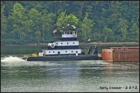 tugboat ohio tugboat on the ohio river transportation photos