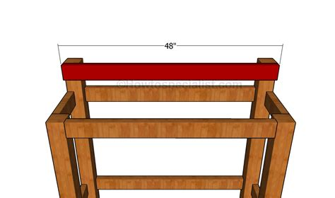 Diy Stand Up Desk Plans by Stand Up Desk Plans Howtospecialist How To Build Step