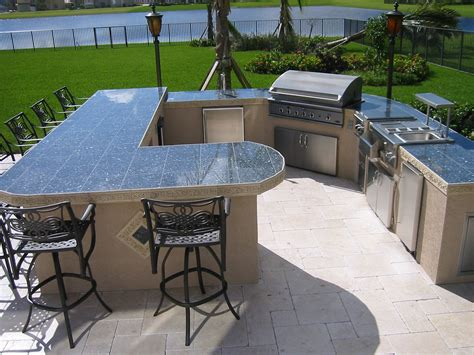 Outdoor Bar Tops by Outdoor Bar Ideas For Outdoor Decor