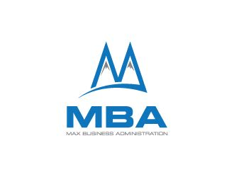 Mba Concepts by Mba Max Business Administration Logo Design