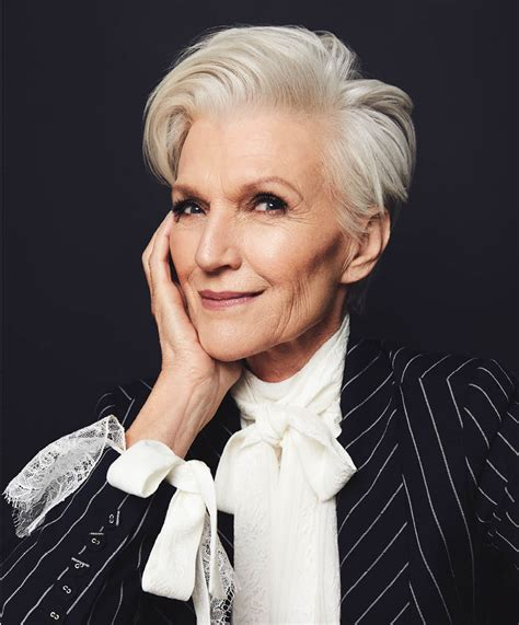 maye musk hairstyles maye musk is just getting started the kit