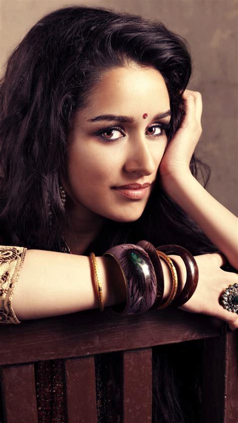 android hd actress wallpaper shraddha kapoor hd wallpaper desktop tablet mobile