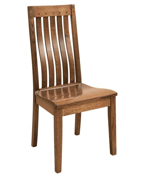 amish dining room chairs fresno dining chair amish direct furniture