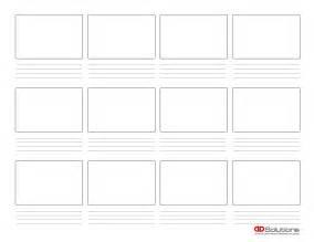 storyboard template pdf storyboard template pdf print www imgkid the image