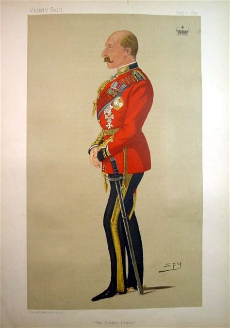 Vanity Fair Canada by 1890 Vanity Fair Print Of Prince Arthur Albert Duke Of