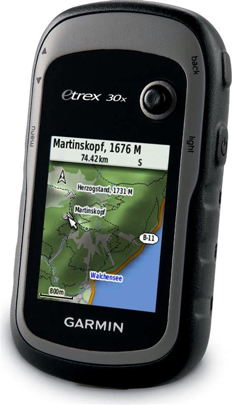 Gps Etrex 30x Garmin 30x garmin etrex 30x gps outdoor handheld with western europe garmin topoactive maps ebay